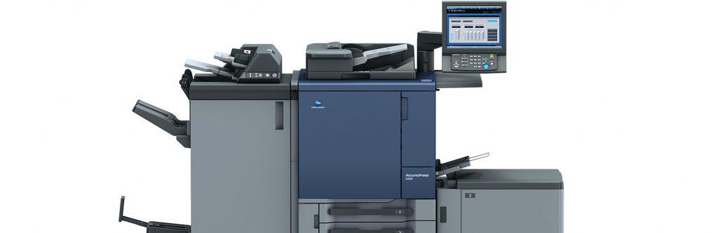 Online Copy / Druckshop bei photoiamging - AccurioPRESS C3070 - Konica Minolta