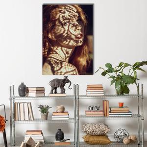 Fotoleinwand im Format 50x70 cm