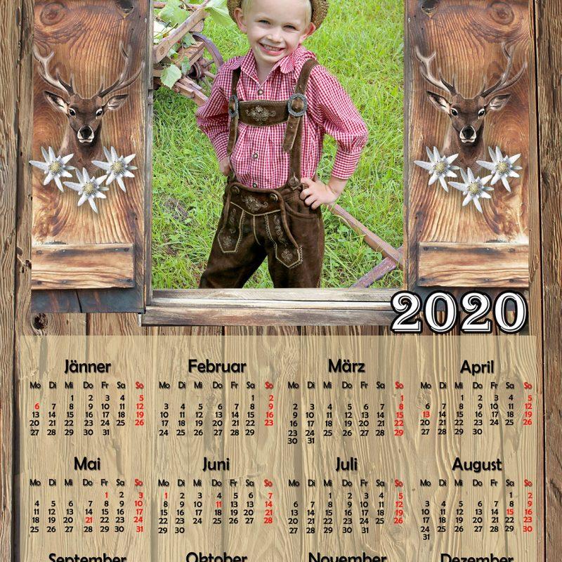 Dm fotokalender 2020