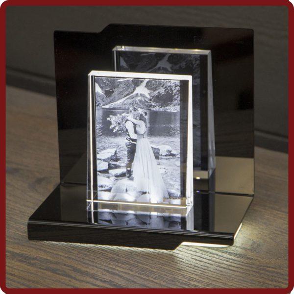 Looxis Prisma L mit Sockel bei photoimaging