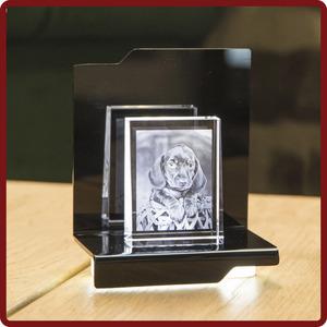 Looxis Prisma S mit Sockel bei photoimaging
