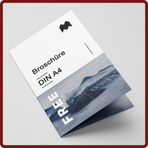 Broschüren Druck DIN A4 4 bis 20 Seiten photoimaging