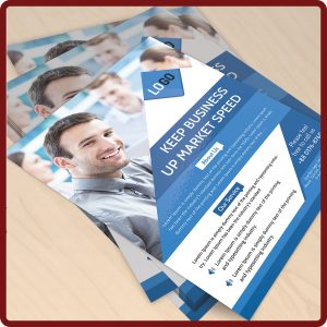 Flyer Format DIN A5 bei photoimaging